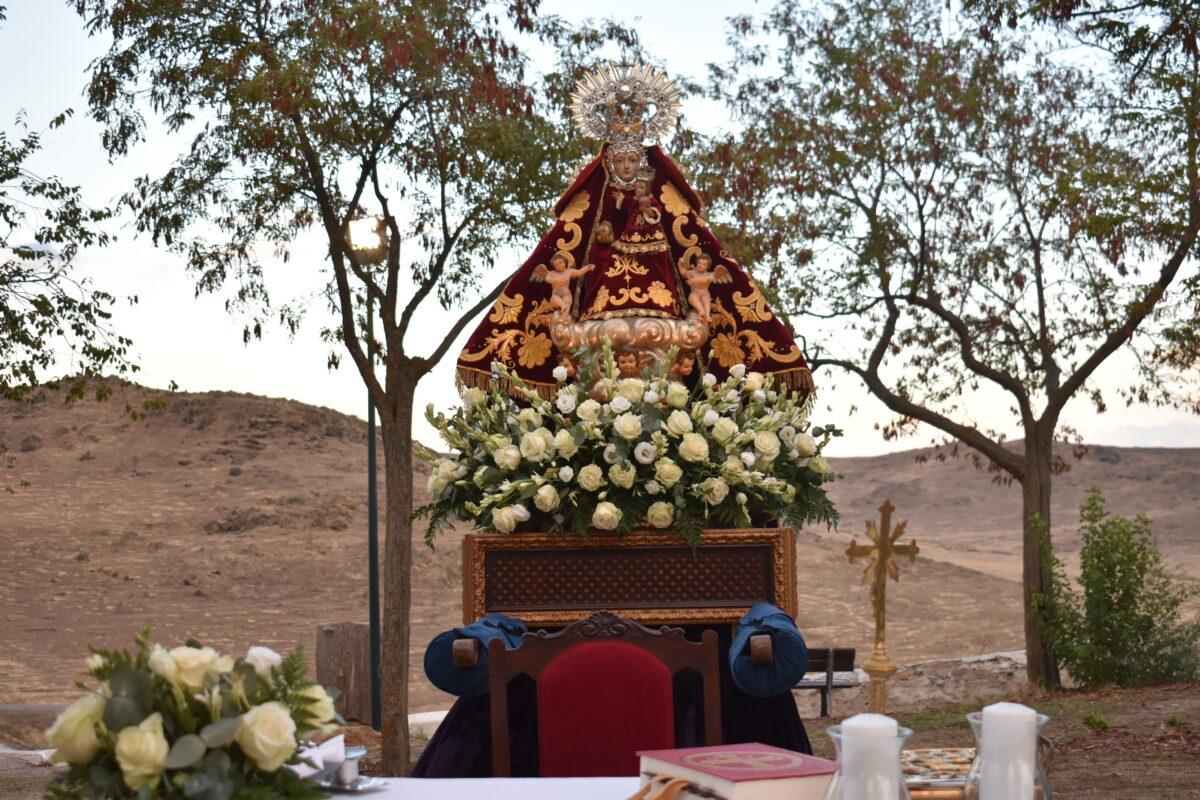 Virgen de Piedraescrita